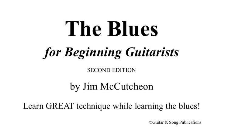 Blues Book Cover